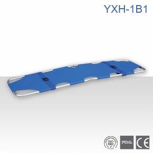 Aluminum Alloy Folding Stretcher Yxh-1b1 pictures & photos