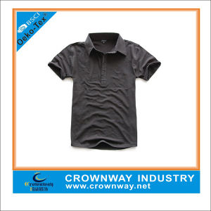 100% Cotton Vintage Polo Shirt for Men pictures & photos
