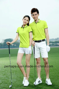 High End Unisex Polo Shirt with Custom Logo pictures & photos