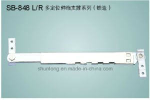 Flexible Modern Window Fastener/Stay/Hinge (SB-848L/R) pictures & photos