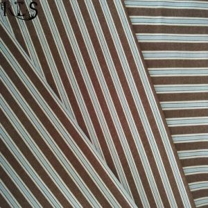 100% Cotton Poplin Yarn Dyed Fabric for Shirts/Dress Rls40-8po pictures & photos