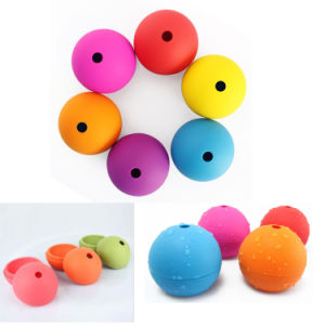 Hot Selling Food Grade Cute Silicone Ice Ball Ice Mould pictures & photos