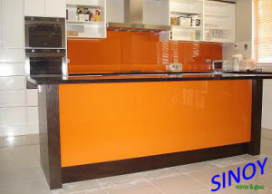 Sinoy Sinolaco Branded 2mm - 6mm Colorful Back Painted Glass / Lacquered Glass for Interior Applications pictures & photos