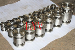 High Quality Side Entry Forged Trunnion Ball Valve
