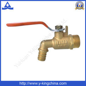 India Type Brass Bibcock with Acid Wash (YD-2019) pictures & photos