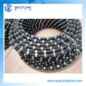 Diamond Wire Rope for Reinforce Concrete Cutting pictures & photos