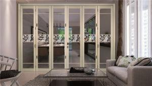 Inwards Opening Bi Folding Door for Livngroom pictures & photos