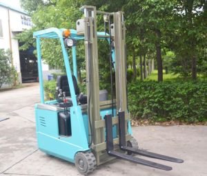 Tka Model 3-Wheel Electric Forklift Truck pictures & photos