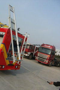 Fire Truck Body Aluminum Ladders pictures & photos