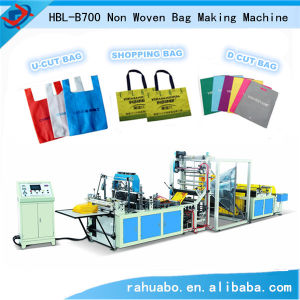 PP Non Woven Fabrics Bag Production Machines pictures & photos