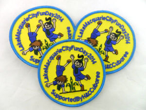 Custom Sewing Uniform Sports Patches pictures & photos
