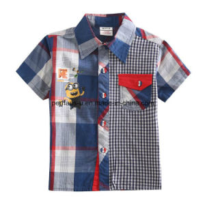 High Quality Printed Baby Boys Polo Shirt Children Wear T-Shirt pictures & photos