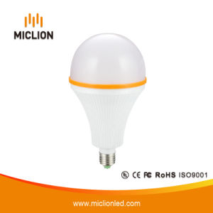 24W E27 E26 Plastic LED Bulb Light pictures & photos