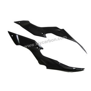 Carbon Fiber Under Tank Panels for Ducati Streetfighter pictures & photos