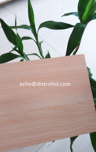 640-1300mm Width Woodgrain Hot Stamp Foils for Furniture pictures & photos