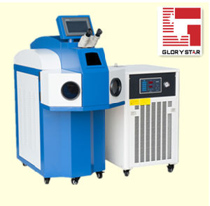 GS-200 Automatic Jewelry Laser Welding for Gold pictures & photos