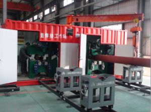 Pipe Prefabrication Containerized Prefab Line pictures & photos