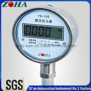 Manifold High Precision Digital Pressure Gauges pictures & photos