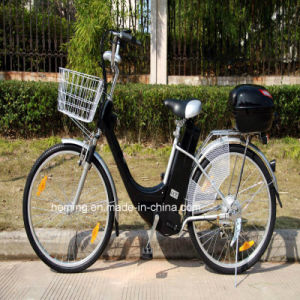 Electric Fold Bike Rear Motor Electric Bicycle pictures & photos