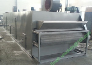 Steam Heating Single Layer Belt Dryer pictures & photos