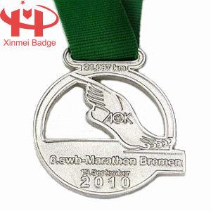 Top Quality Custom Marathon Sport Medal/, Antique/Gold/ Silver/ Bronze Metal Medal