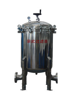Pharmaceutical Industry Micron Filters Ss Housing pictures & photos
