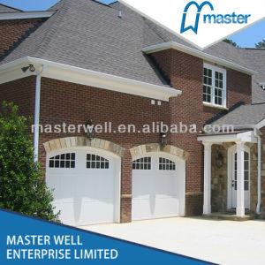 Insulated Sectional Garage Door/Finger Protection Garage Door pictures & photos