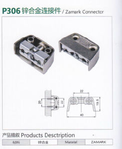 Hot Sales Zamark Connector P306&P305 pictures & photos