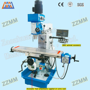 Drilling Milling Machine (ZX6350C) pictures & photos