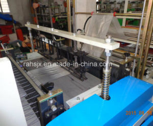 Double Roll Bag Perforate Cutting Machine (HSLJ-600) pictures & photos