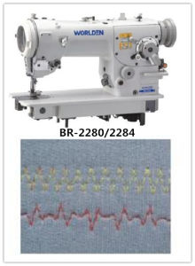 Br-2280/2284 High Speed Zigzag Sewing Machine Series pictures & photos