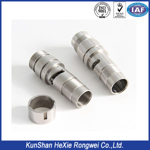 Stainless Steel Sleeve Bushings CNC Lathing Part pictures & photos