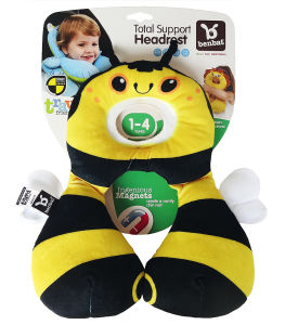 Cartoon Safe Travel Pillow Children Safety Seat Pillow for 1-4years Old pictures & photos