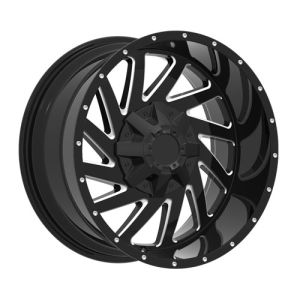 Thick Lip SUV Alloy Wheels with Rivets pictures & photos
