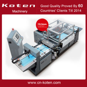 Automatic Lining Paper Pasting Machine pictures & photos