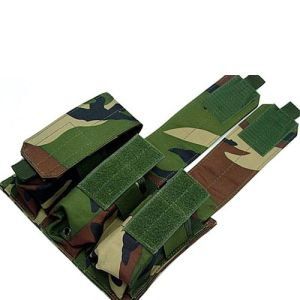 Anbison-Sports Airsoft Molle Triple Magazine Pouch Holder pictures & photos
