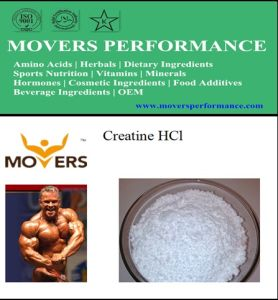 Factory Supply High Quality Creatine HCl pictures & photos