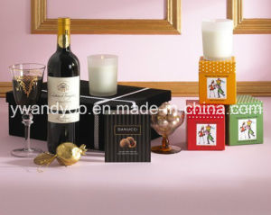 Decorative Scented Soy Gift Candle with Luxury Box pictures & photos