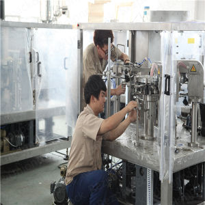 Automatic Rotary Oil Filling Packing Machine (RZ6/8-200/300A) pictures & photos