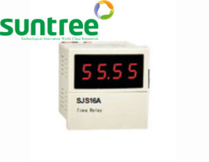 Sjs16A Intelligent Digital Time Relay pictures & photos