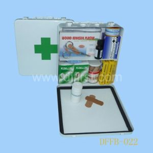 High Quality Industry First Aid Box (DFFB-022) pictures & photos