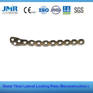 Orthopedic Implant LCP Distal Tibial Lateral Locking Plate pictures & photos