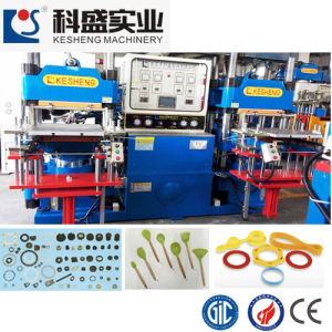 Auto Hydraulic Press Machine Used to Make Rubber Products (KS200HF) pictures & photos