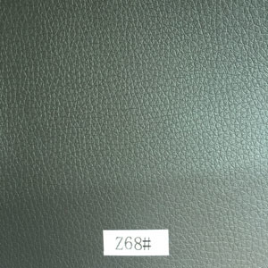 Synthetic Leather (Z68#) for Furniture/ Handbag/ Decoration/ Car Seat etc pictures & photos