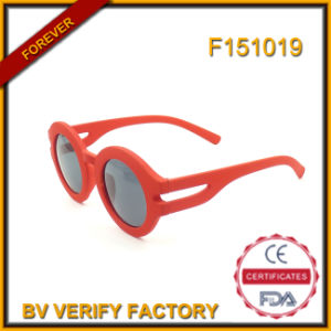 F151019 Eco-Freindly Sunglasses Round Frame pictures & photos