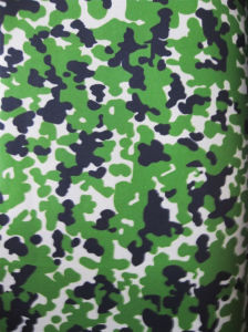 Military Green Camouflage 600d Oxford Polyester Fabric pictures & photos
