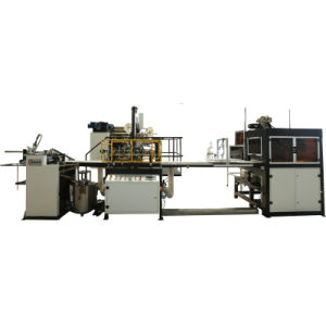 Automatic Rigid Box Making Machine (Can Fold to Bottom) pictures & photos