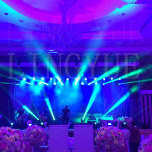 Hot 230W 7r Beam Moving Head DJ Disco Stage Light pictures & photos
