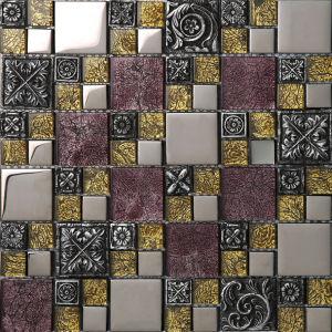 Ceramic & Metal Mosaic (MR009) pictures & photos
