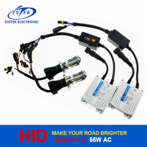Xenon HID 55W HID Xenon Kit, AC HID Conversion Kit with 3000k-30000k HID Lamp H4 Bixenon pictures & photos